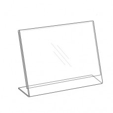 Sign Holder 11x8.5, Easel Style, Horizontal, Pack