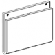 Wall Mount Sign Holders