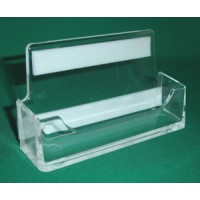 Business Card Holder, w/Double-Faced Tape