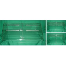 Double Section Bakery Display Case