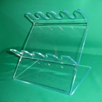 4-slot Pipettor Stand/Holder