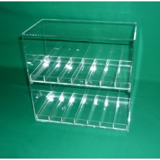 Display Cases for E-liquid, 14 Flavors